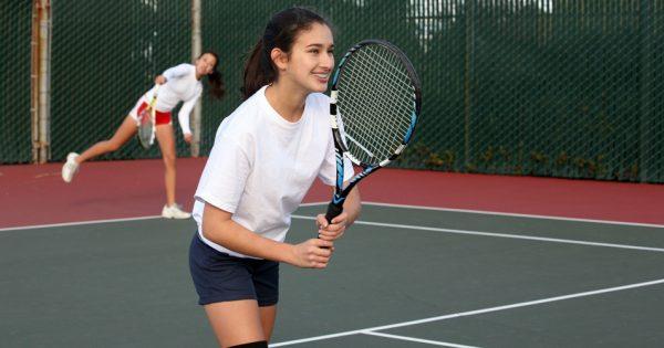 court 18 tennis