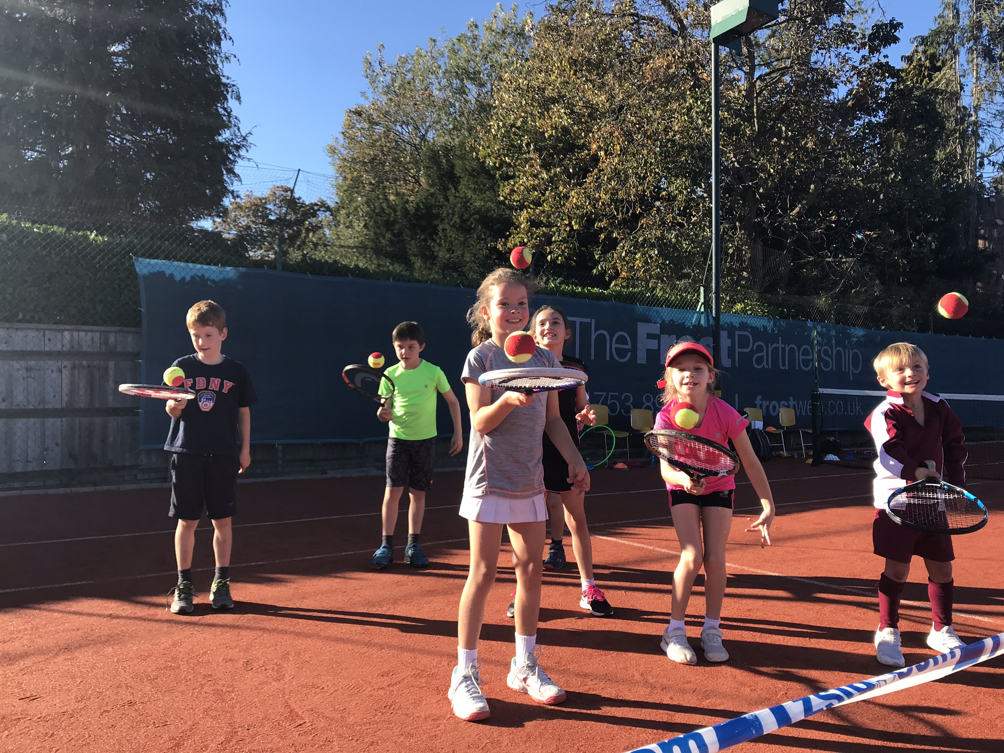 Court18 tennis coaching