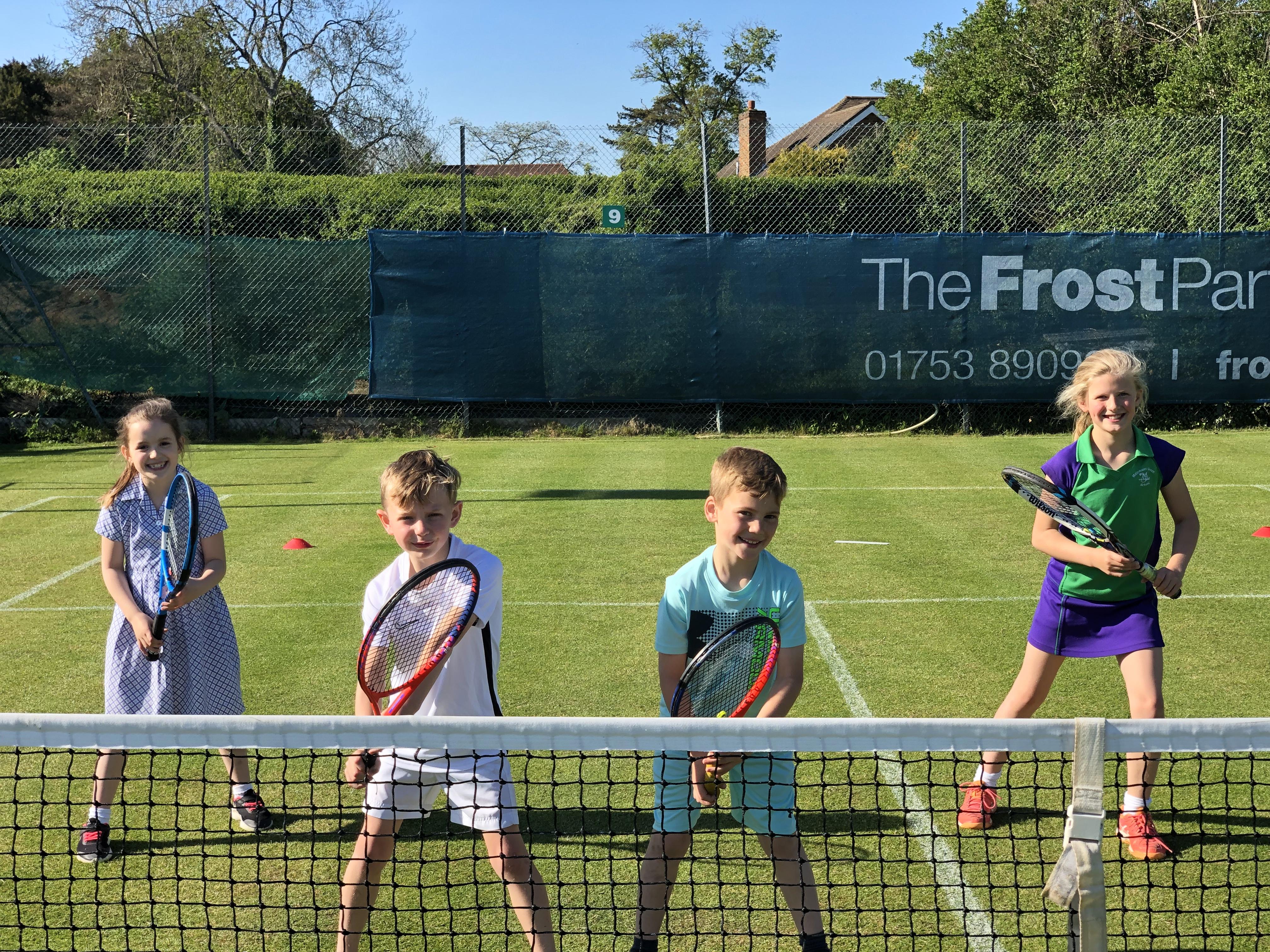 Court18 tennis coaching
